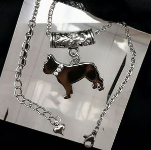 Jewelry - BOSTON TERRIER NECKLACE